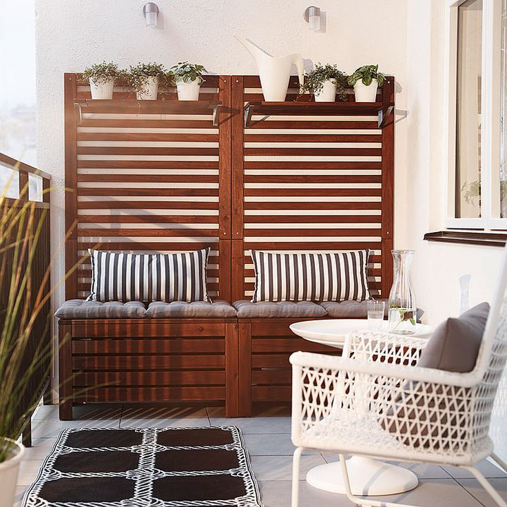 Get Organized! 6 Pieces That Will Transform Your Patio: Winter may still be upon us, but it's never too early to get organized for spring.