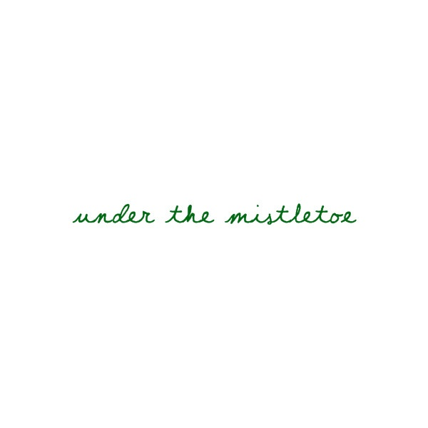 &&;+under the mistletoe justin bieber quote by mary ♥ ❤ liked on Polyvore