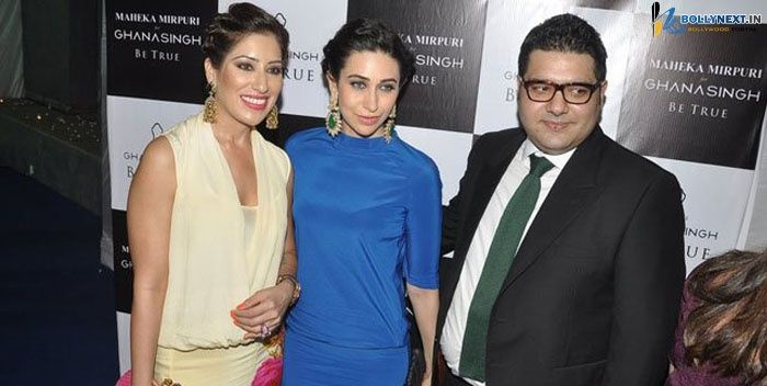 Karisma Kapoor at Be True Jewellery Salon launch