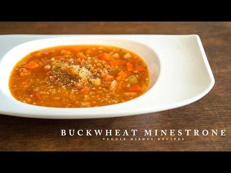 今週のレシピは、そばの実のミネストローネです。 そばの実ではなく、他の雑穀や豆などどんなものでも相性は良いと思いますので好みで選んでくださいね。 【材料 4〜6人分】 ・玉ねぎ 150g ・ジャガイモ 120g ・人参 120g ・セロリ 50g ・にんにく 1片 ・オリーブオイル 大さじ1 ・トマト缶 200g...