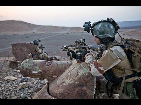 Forces Spéciales Françaises I In Action I 2016 I HD
