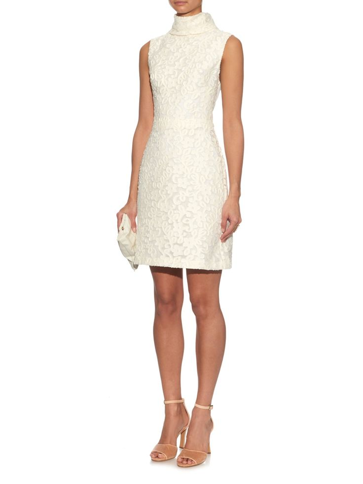 Impression roll-neck mini dress | Camilla and Marc | MATCHESFASHION.COM US