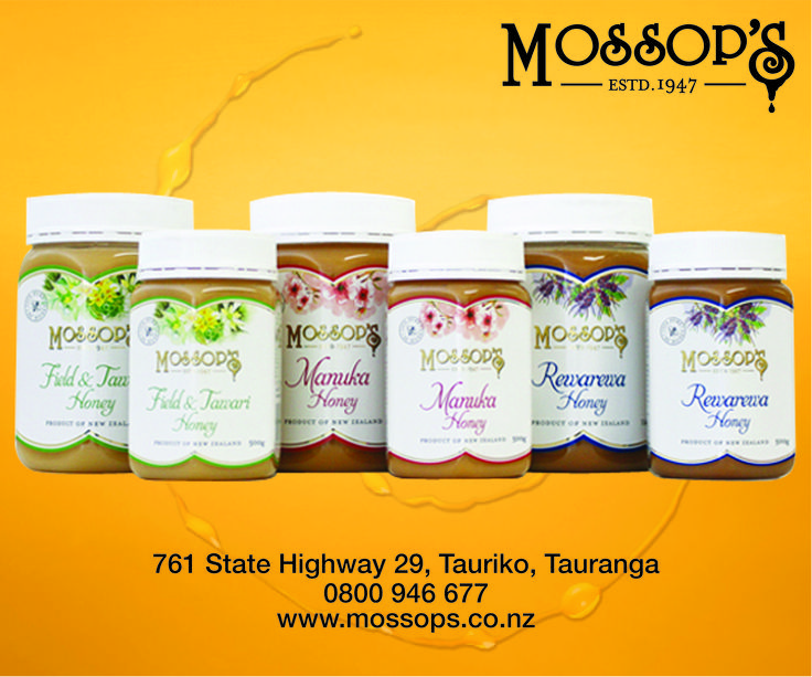 WIN 1 KG OF LIQUID HONEY - 3 TO GIVE AWAY Tell us what you want to cook or bake using Mossop's delicious honey and go in the draw to win one of three 1kg liquid honeys of your choice! ENTER HERE: http://dgo.nz/cjZElWGN3760 #buynz