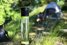 The Fontus is a gadget for adventurers and potentially a way to help people living regions where water is scarce