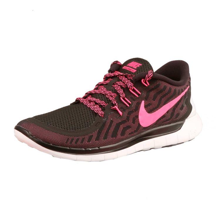 120 Euro Nike  Free 5.0 Damen schwarz/pink/weiß