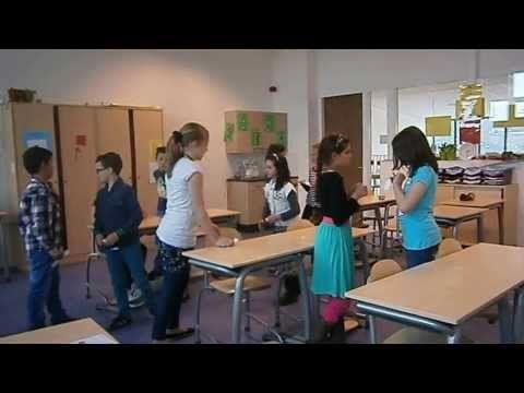 Groep 6: coöperatieve werkvorm mix en koppel gewichten - YouTube