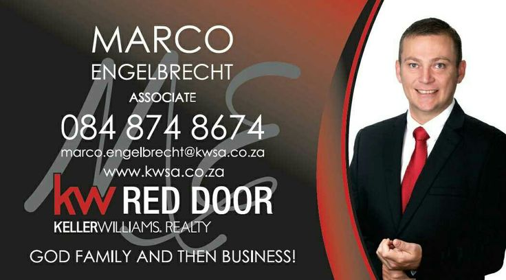 Pretty soon Oxford Dictionary will update the definition of real estate to include a reference to me. REMEMBER THE NAME!  #marcoengelbrecht