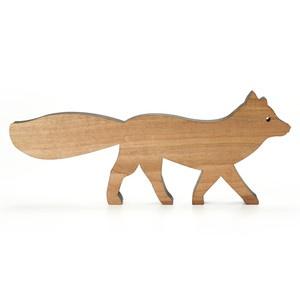 Wood Craft Fox