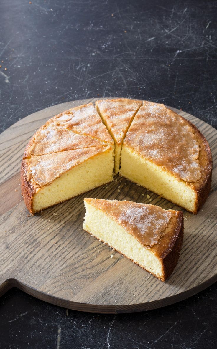 Olive Oil Cake This cake with a