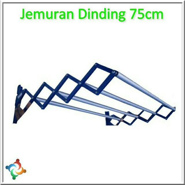 Saya menjual Jemuran Baju Jemuran Dinding Alumunium Lipat 75cm seharga Rp150.000. Dapatkan produk ini hanya di Shopee! https://shopee.co.id/tetrakita/408665938 #ShopeeID