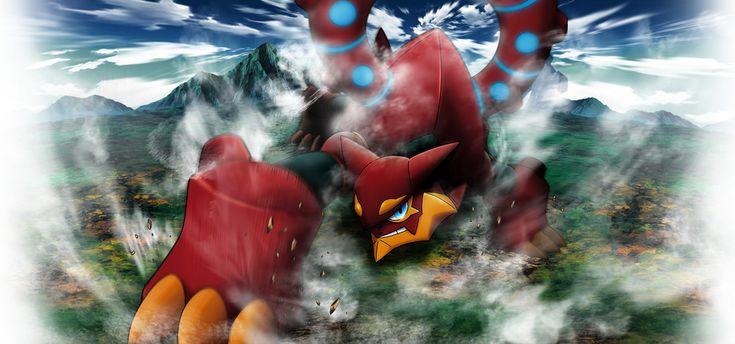 Pokémon XY & Z - Trailer stellt neues Pokémon Volcanion vor - http://sumikai.com/mangaanime/pokemon-xy-z-trailer-stellt-neues-pokemon-volcanion-vor-82615/