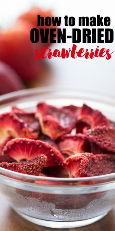 How to Make Oven-Dried Strawberries | eBay
