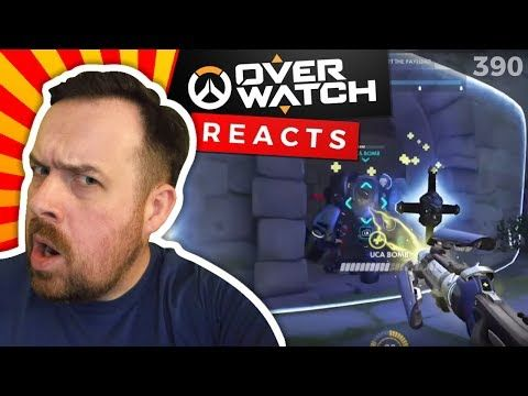 Reaction: Overwatch Moments #77