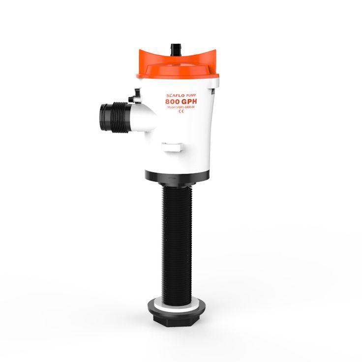 SEAFLO 800 GPH Chìm Thuyền Bilge Water Pump Livewell Baitwell Máy Bơm cho Marine RV Cắm Trại 12 V