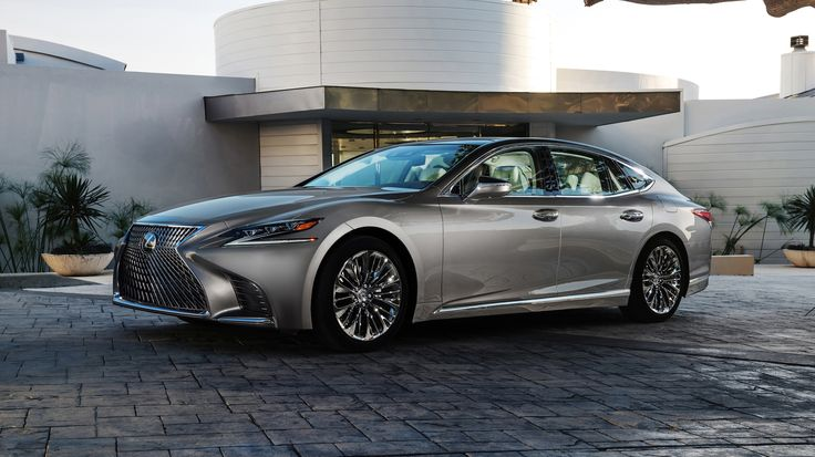 After more than five years of development, the all new Lexus LS arrives with powerful redesign from the ground up with all new 3.5 liter, twin turbo V6...