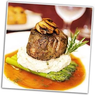 Fine Virginia cuisine
