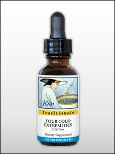 Kan Herbs - Traditionals- Four Cold Extremities 1 oz