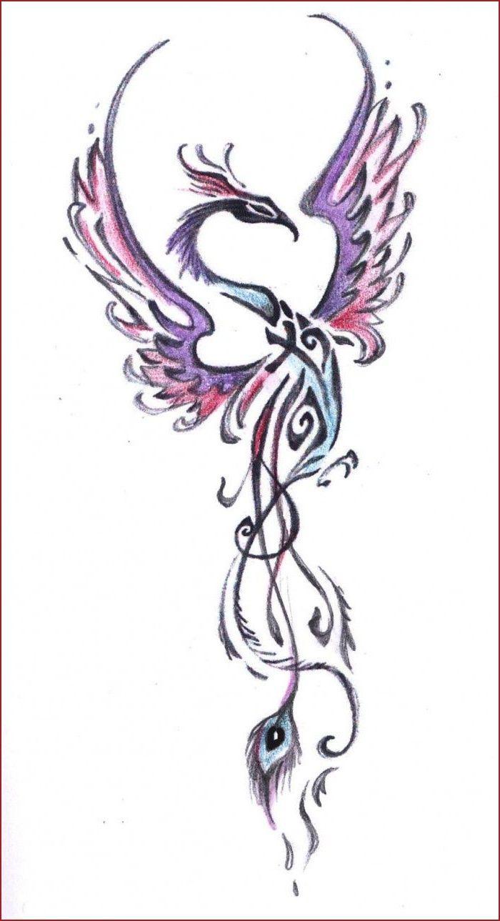 Phoenix Tattoo Design Simple Tattoo Phoenix Tattoo Designs