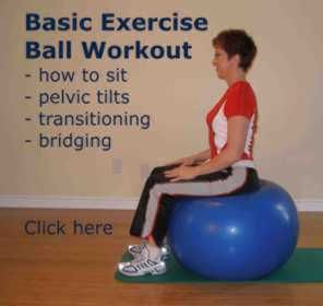 187 Ball exercises and workouts presented by a Physical Therapist