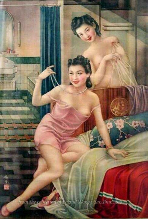Nude wife having sex