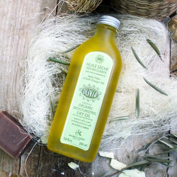 Un aceite seco a base de aceites de Oliva y Onagra que aporta hidratación y protección para cuerpo y cabello gracias a su contenido en Omega 6.… #cosmeticanatural #cosmeticacertificada #ecocert #mariusfabre @mariusfabre #cabello
