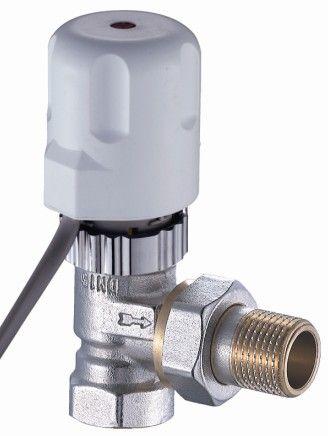 """15 מ""""מ מפעיל שסתום רדיאטור חשמלי-לבן"""