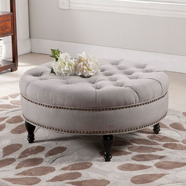 25 Best Ideas About Ottomans On Pinterest Diy Ottoman Upholstered Footsto