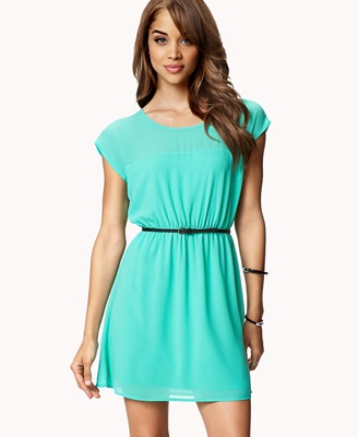 Forever 21 Georgette dress