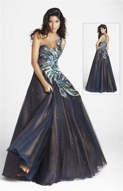 Blush 5015 at Prom Dress Shop