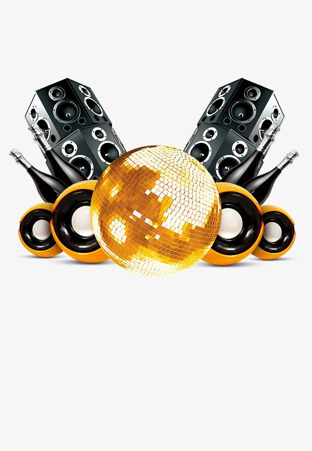 speaker audio nightclubs  poster design  speaker  sound