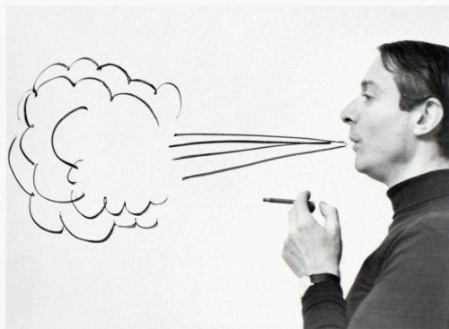 Roy Lichtenstein, New York, 1964Ugo Mulas