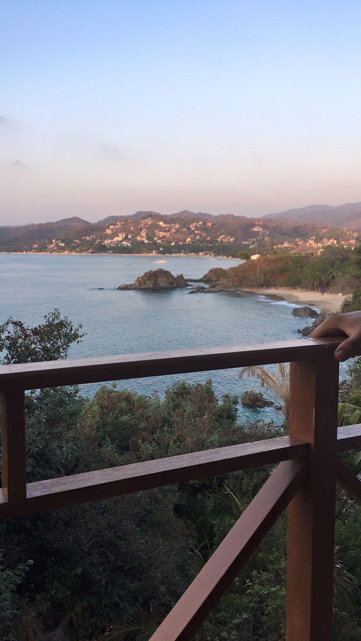 Sayuilta, vista desde el hotel Siete Lunas.