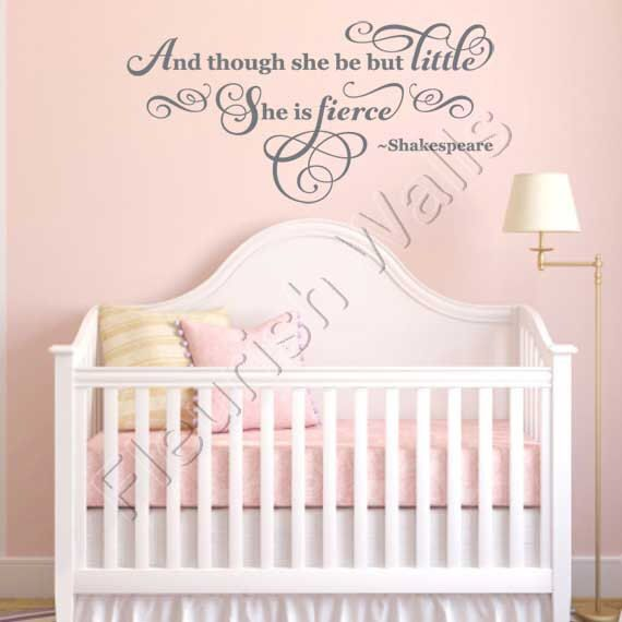17 Best Nursery Wall Quotes On Pinterest Nursery Quotes