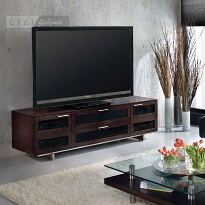Wall Units &TV Stands BDI Avion series II 8929 Home Theater Cabinet