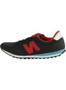 Zapatilla New Balance U410 MKOB http://cyprea.es/es/zapatillas-de-deporte/1051002-zapatilla-de-deporte-new-balance-negras-logotipo-rojo.html