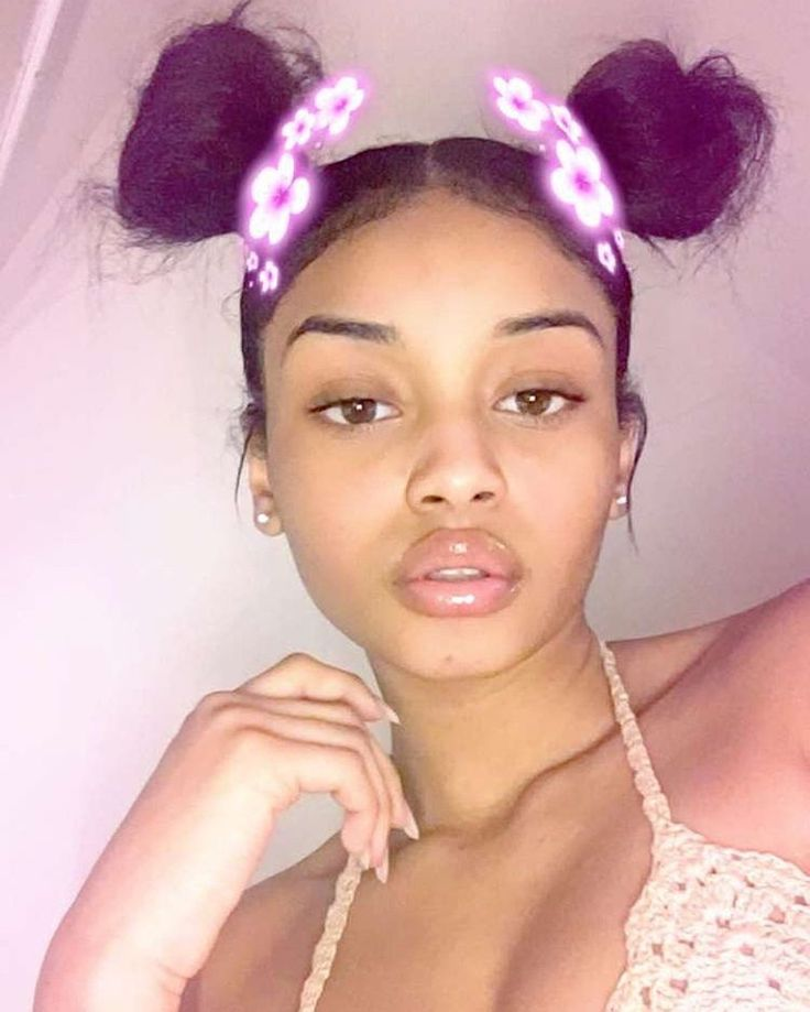 304 Best Snapchat Baddies Images On Pinterest  Black Girls Hairstyles -2937
