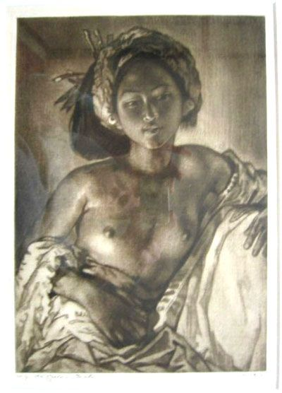 Hofker,-Willem-Gerard, Balinese-schone