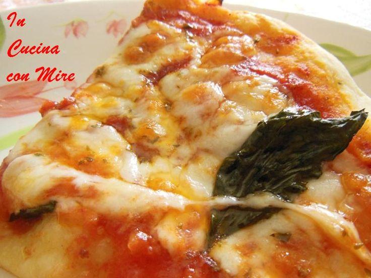 àgialloblogs #ricetta #Pizza con lievito naturale-Home Made   In cucina con Mire