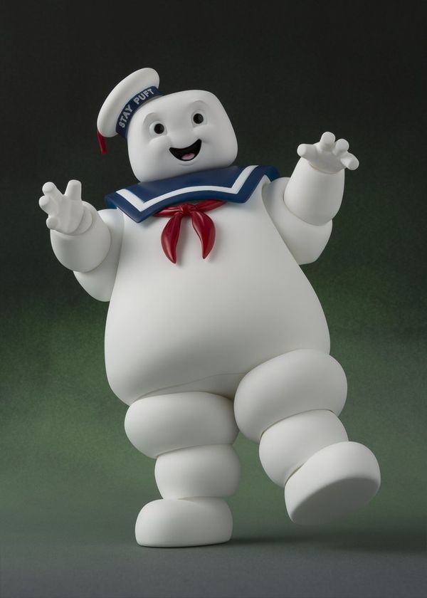 Ghostbusters S.H. Figuarts - Stay Puft Marshmallow Man Pre-Order Info