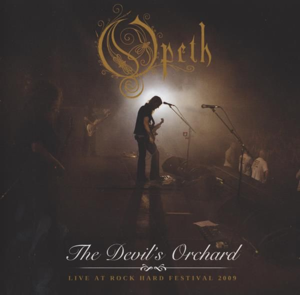 Opeth, The Devil's Orchard - Live At Rock Hard Festival 2009, 2011 | Recensione canzone per canzone, review track by track #Rock & Metal In My Blood