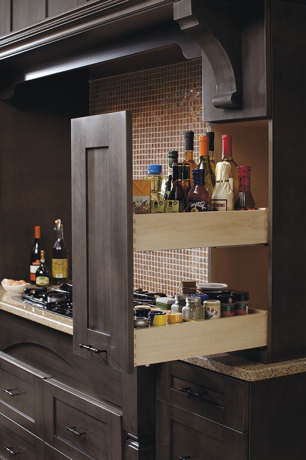 Best 25 wall pantry ideas on pinterest pantry cabinets for Kitchen craft cabinets home depot