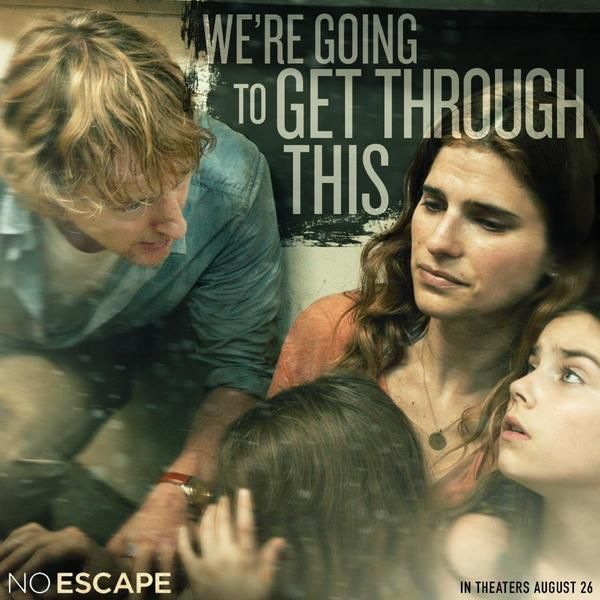 #WCW ~~> Lake Bell (@lakebell) #NoEscape