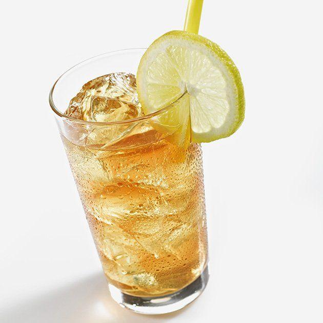 healthy drinks iced tea