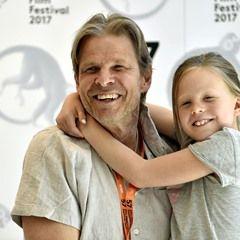 Ingmar Bergman's son Daniel attends the 57th Zlin international festival of films for children