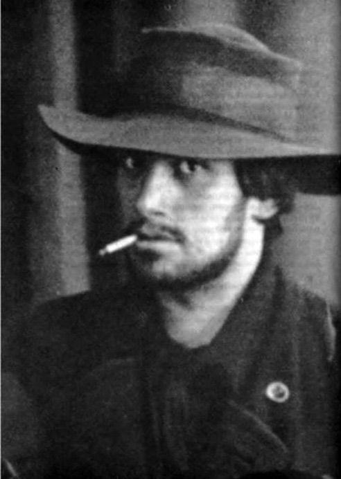 Владимир Маяковский в 20 лет