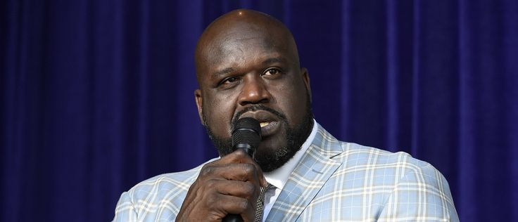 Tweet: Shaq Wearing Superman Ring He 'Found In A Drawer The Other Day'
