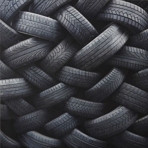 Black | 黒 | Kuro | Nero | Noir | Preto | Ebony | Sable | Onyx | Charcoal | Obsidian | Jet | Raven | Color | Texture | Pattern | Styling | Woven | Tire | Treads