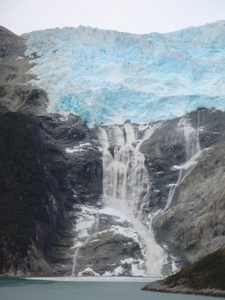 Cape Horn, South America, Ice Glaciers