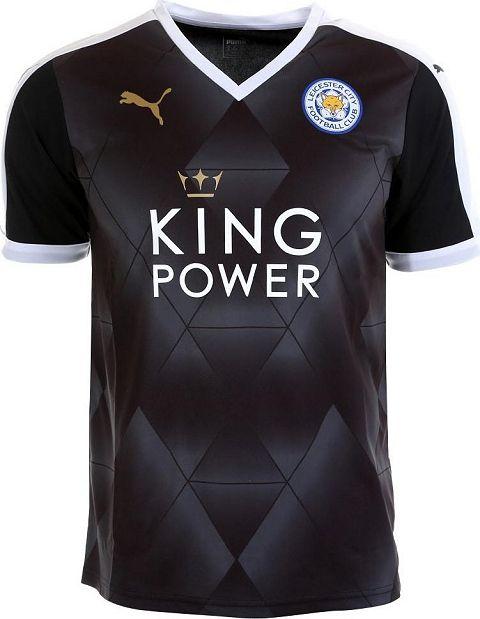 """Perto do título, Leicester vê uniformes esgotarem e prepara """"camisa campeã"""" - Show de Camisas"""