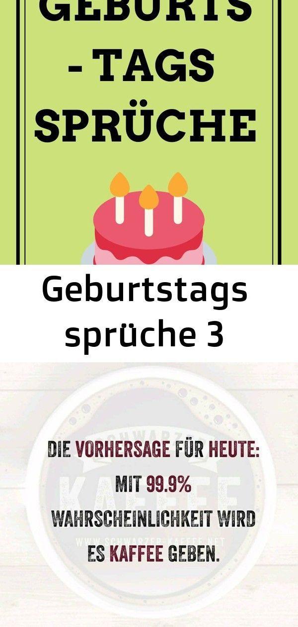Geburtstags Spruche 3 Spruche Zum Geburtstag Spruche Und